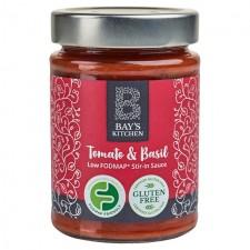 Bays Kitchen Tomato and Basil Stir in Sauce 260g