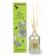 Beefayre Bee Zesty Lime Blossom room diffuser 100ml