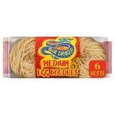 Blue Dragon Medium Egg Noodles 300g