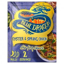 Blue Dragon Oyster And Spring Onion Stir Fry Sauce 120g