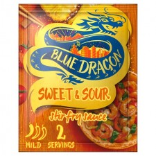 Blue Dragon Sweet And Sour Stir Fry Sauce 120g