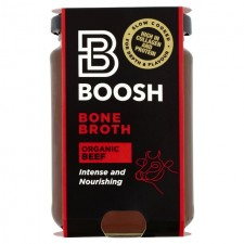 BOOSH Bone Broth Organic Beef 350ml
