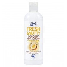 Boots Fresh Coconut And Almond Conditioner 500ml