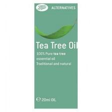 Boots Tea Tree Oil 20ml