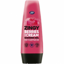 Boots Zingy Berry Shower Gel 250ml