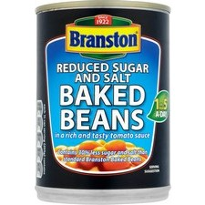 Branston Baked Beans Reduced Sugar and Salt 410g