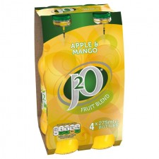Britvic J2O Apple And Mango 4 X 275ml