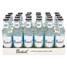Britvic Soda Water 24 x 200ml Bottles