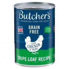Butchers Tripe and Chicken 400g
