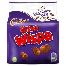 Cadbury Bitsa Wispa 222g