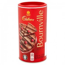 Cadbury Bournville Cocoa For Baking 250g