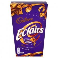 Cadbury Chocolate Eclairs 420g carton