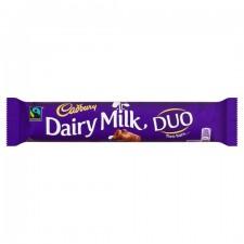 Cadbury Dairy Milk Duo 65G