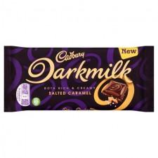 Cadbury Darkmilk Salted Caramel 85G
