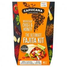 Capsicana Mexican Fajita Kit 385g