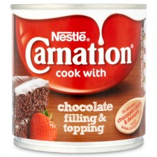 Carnation Chocolate 363g