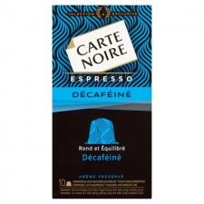 Carte Noire Espresso Decafeine Nespresso Compatible 10 Pods