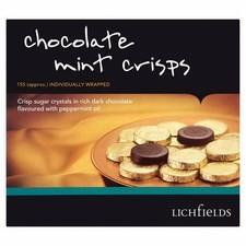 Catering Pack Lichfields Chocolate Mint Crisps 1kg