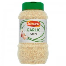 Catering Pack Schwartz for Chef Garlic Chips 550g