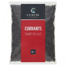 Catering Size Curtis Catering Currants 2kg