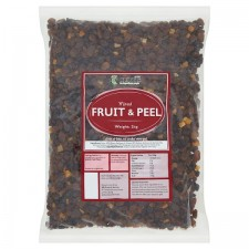 Catering Size Curtis Catering Mixed Fruit and Peel 2kg