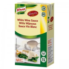 Catering Size Knorr Garde Dor White Wine Sauce 1L