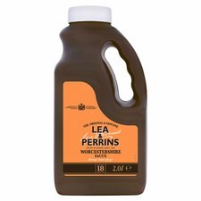 Catering Size Lea and Perrins Worcestershire Sauce 2l