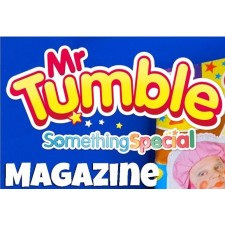 CBeebies Mr Tumbles Something Special Magazine