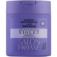 Charles Worthington Colour Enhancer Violet Toning Shampoo Pouch 75ml