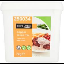 Chefs Larder Pepper Sauce Mix 2kg