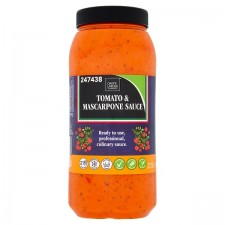 Chefs Larder Tomato and Mascarpone Sauce 2.15 Litres