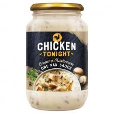 Chicken Tonight Creamy Mushroom Sauce 500g