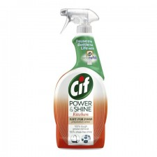 Cif Power and Shine Kitchen Spray 700ml