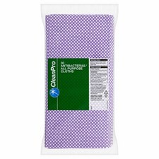Clean Pro Antibac All Purpose Cloths x30