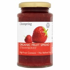 Clearspring Organic Strawberry Fruit Spread 290g