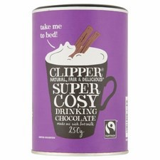 Clipper Drinking Chocolate 250g
