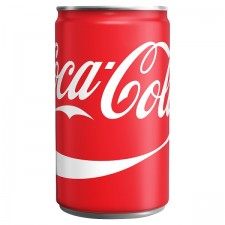 Coca Cola Regular 24x150ml Cans