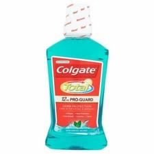 Colgate Total Mouthwash Spearmint 500ml