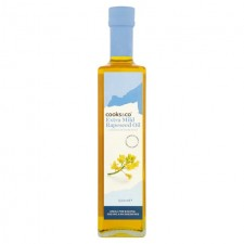 Cooks and Co Extra Mild Rapeseed Oil 500ml