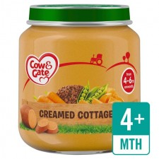 Cow And Gate 4 Months Creamed Cottage Pie125g
