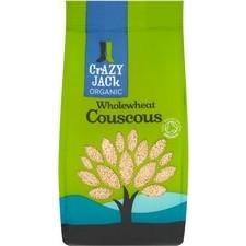 Crazy Jack Organic Cous Cous 250g