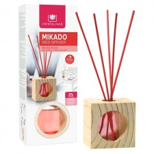 Cristalinas Cube Reed Diffuser Red Berries 30ml