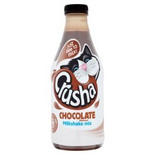 Crusha Milk Shake Mix 1 litre Chocolate
