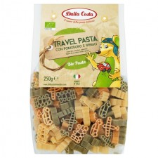 Dalla Costa Organic Tri Colour Travel Pasta 250g