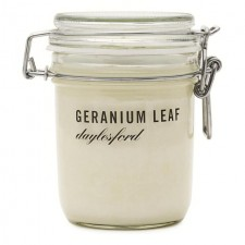 Daylesford Geranium Leaf Large Scented Candle