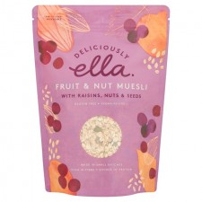 Deliciously Ella Fruit and Nut Muesli 500g