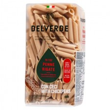 Delverde Wheat with Chickpea Penne 500g