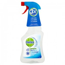Dettol Antibacterial Surface Cleaner Spray 500ml