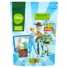 Disney Kitchen Toy Story 4 Mini Snack Raisins 9 x 14g