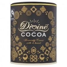 Divine Fairtrade Cocoa 125g